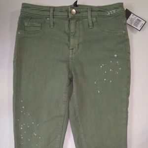 Mossimo Paint Splatter Jeggings Size 4